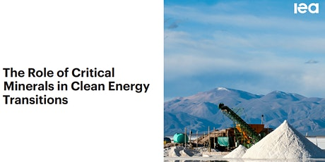 Online Talk: IEA presentation on the energy transition tickets