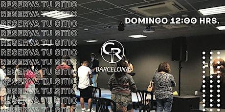 CASA SOBRE LA ROCA BARCELONA DOMINGO 12:00 HRS. entradas