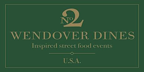 Wendover Dines U.S.A. tickets