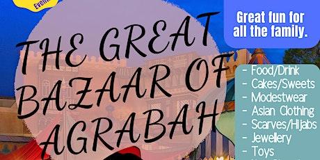 The Great Bazaar of Agrabah tickets