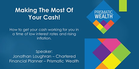 Making the most of your cash! tickets