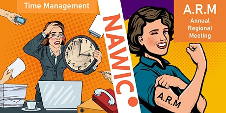 NAWIC Auckland / Time Management Webinar + Annual Regional Meeting tickets