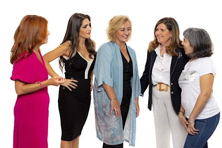 Imagen de Top Women Leaders Madrid 2021. Vamos a transformar los lunes