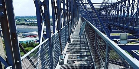 """""""View from the Top"""" @ Newport Transporter Bridge tickets"""