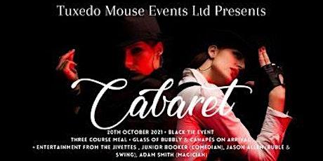 Black Tie Cabaret Night tickets