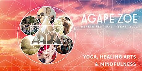 2-hour Special Class @ Agape Zoe Festival, 19.9 @ 10am biglietti