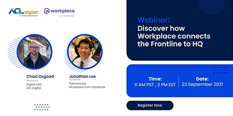 Discover how Workplace connects the Frontline to HQ tickets