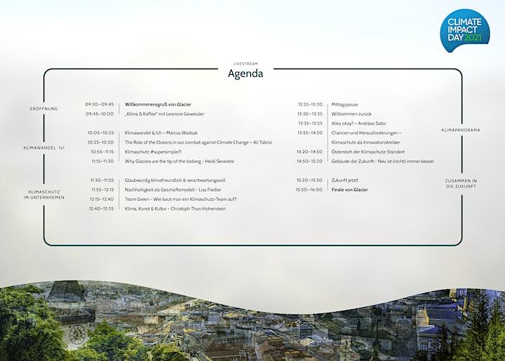 Livestream - Climate Impact Day 2021: Bild