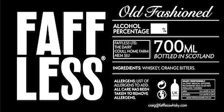 Faffless Gin Tasting tickets