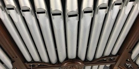 Organ-ised tickets