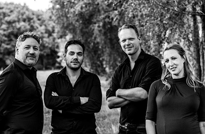 Havikconcerten prestenteert: Matangi Quartet image