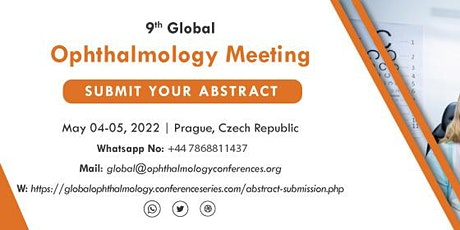 Global Ophthalmology 2022 tickets