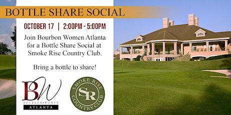 Atlanta Bourbon Women Bottle Share Social tickets