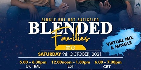 Mature Christian Singles presents ....Blended Families tickets