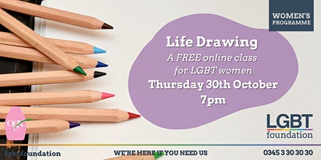 Women's Programme: Life Drawing tickets