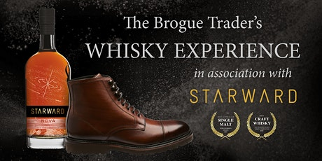 The Brogue Trader's Whisky Experience Chester tickets