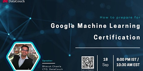 How to prepare for Google Machine Learning Certification tickets