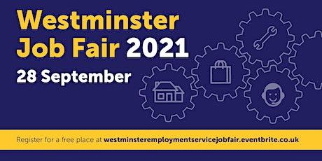 Westminster Employment Service Job Fair  2021 tickets