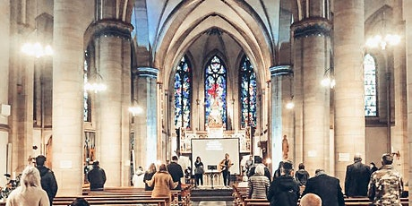 Präsenzgottesdienst Herz Jesu Kirche Tickets