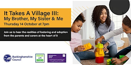 It Takes A Village III: My Brother, My Sister & Me tickets