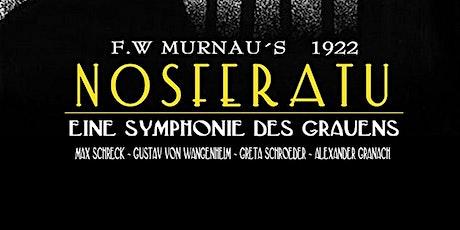 Silent  Film: Nosferatu with Wurlitzer accompaniment by Donald MacKenzie tickets