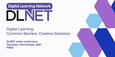 Digital Learning: Common Barriers, Creative Solutions tickets