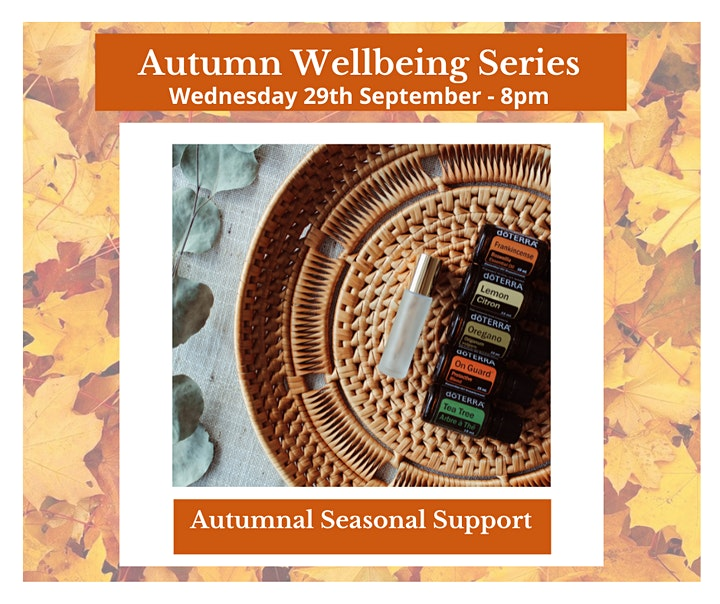 Natural seasonal  support - Autumnal Session image