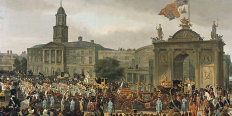 'Erin's King': The Politics and Pageantry of George IV's Visit to Ireland tickets