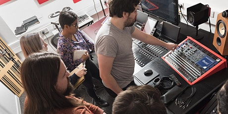 Online Audio Post Production for Film and TV Open Evening | 28 Sept 6pm tickets