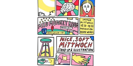 NICE SOFT MITTWOCH im Mad Monkey Room Tickets