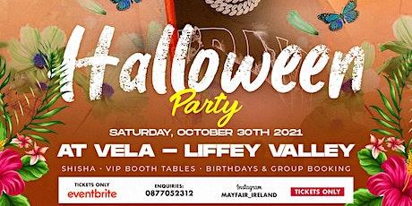 Mayfair Ireland - Halloween Party tickets