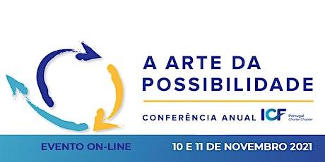 Conferência Anual ICF PT - A Arte Da Possibilidade bilhetes