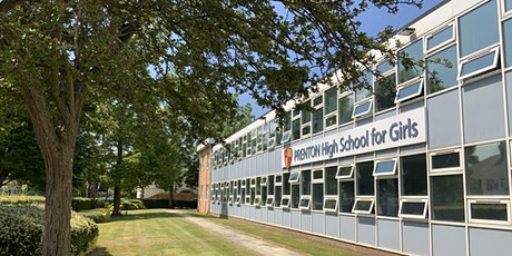 Prenton High School Open Evening 2021: 7pm - 8pm tickets