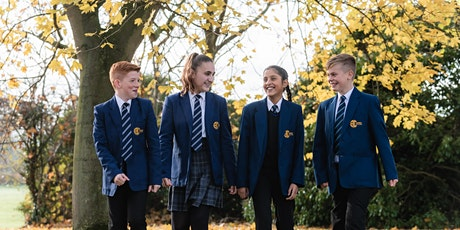 Abbey College Yr6 Open  Evening tickets