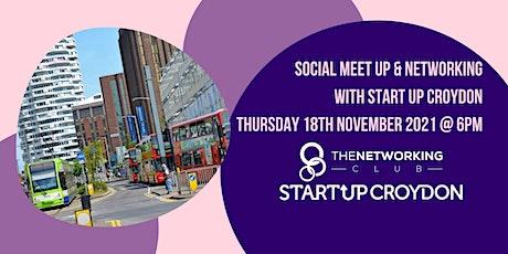 Business Networking & Social in Croydon billets