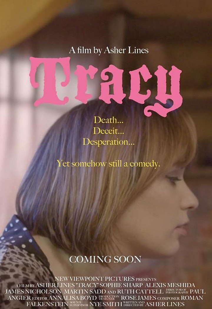 The Paus Premieres Festival Presents: 'Tracy' by Asher Lines image