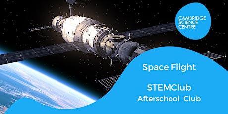 STEMclub -  Space Flight tickets