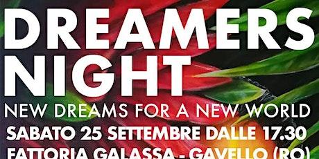 Dreamers NIGHT biglietti