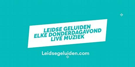 Fransesca Tandoi Trio ft. Mystery Guest -  Leidse Geluiden tickets