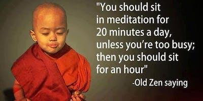 Introduction to Zen Meditation Workshop