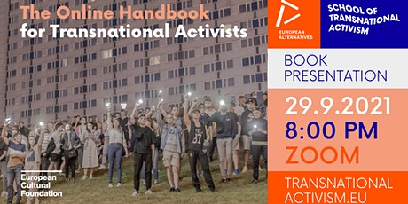 The Handbook for Transnational Activists – Book Presentation tickets