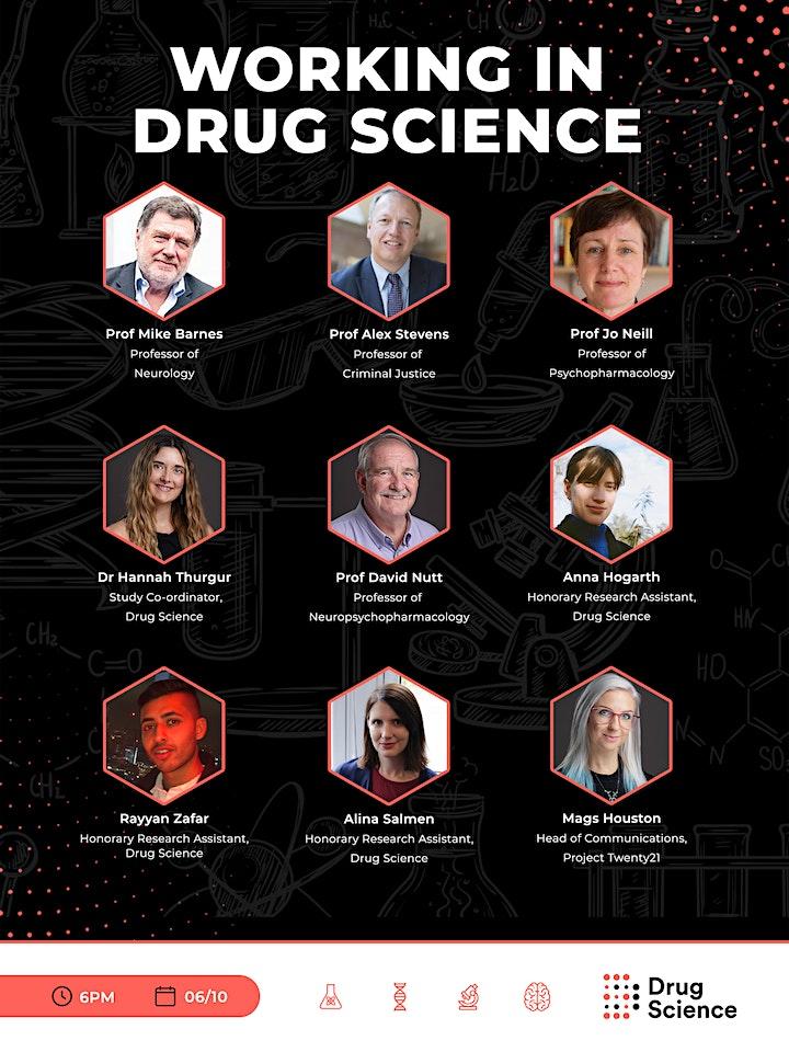Working in Drug Science image