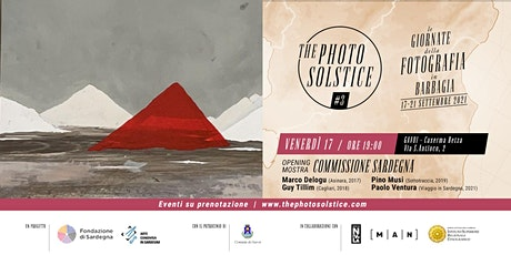 Opening Mostra Commissione Sardegna - 17/09/21 ore 19, Gavoi tickets