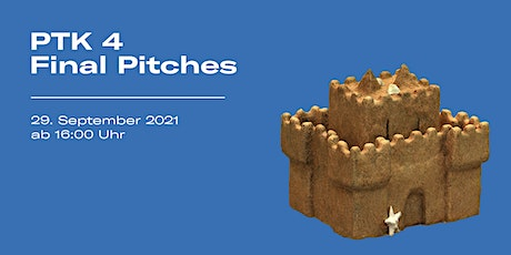 PTK 4 Final Pitches  - Online Tickets