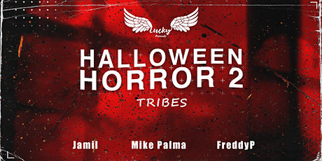 """Boat Party // Lucky Presents // Halloween Horror 2 """"Tribes"""" - Second Show tickets"""