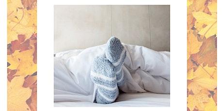 Natural Sleep support tickets