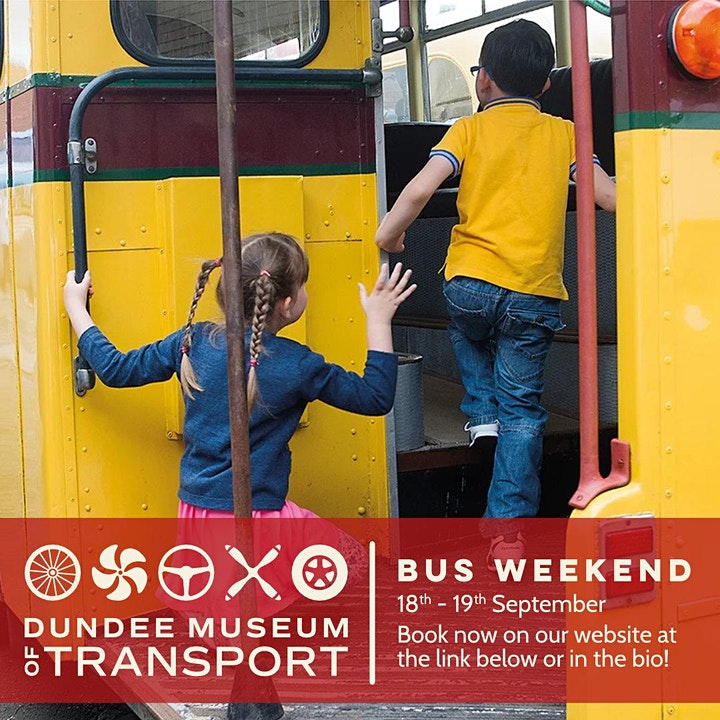 Angus Transport Group's Bus Weekend image