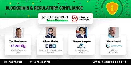 Blockchain & Regulatory Compliance tickets