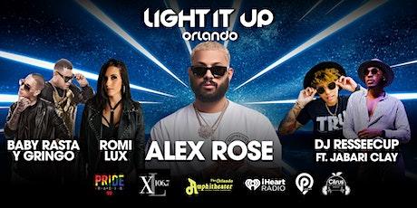 Light It Up Orlando tickets