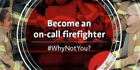 Firefighting unwrapped - Q&A session - *On-call  firefighter focus* tickets